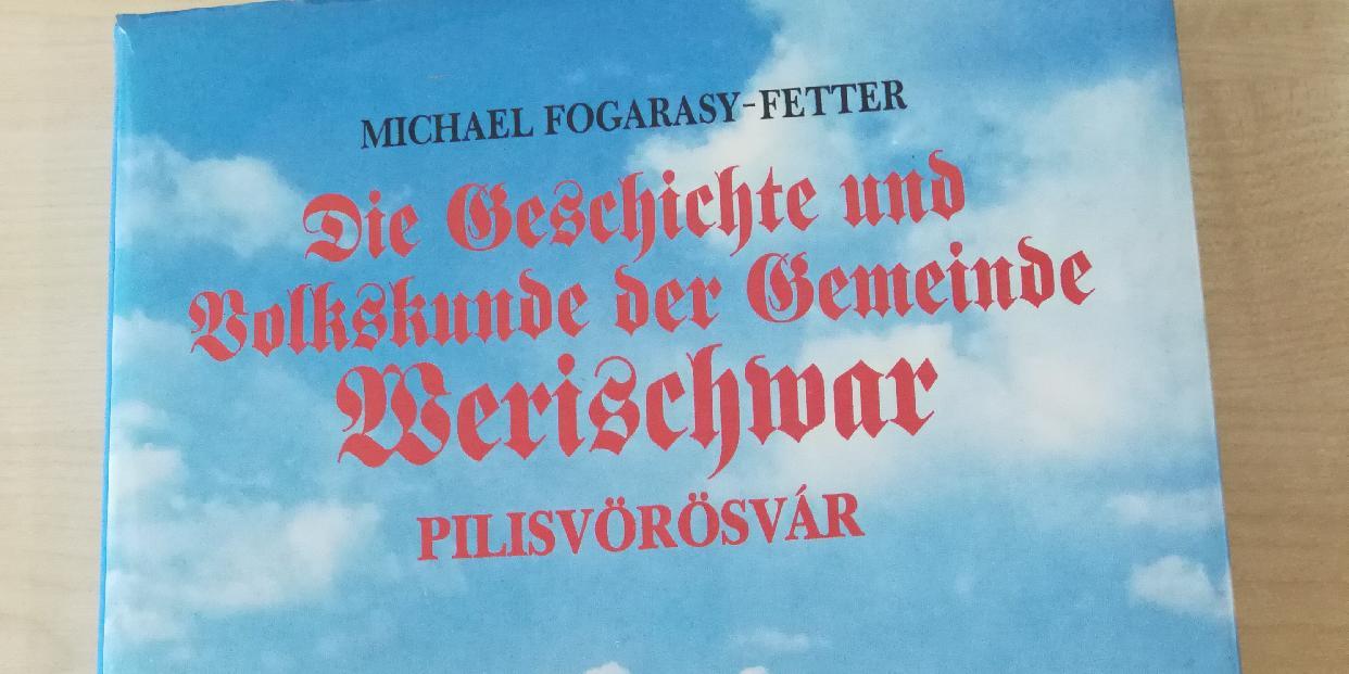 Újra kiadják Michael Fogarasy-Fetter könyvét