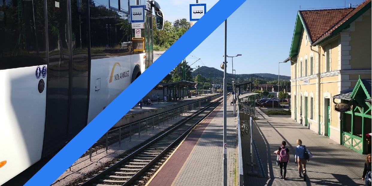 Busz- és vonatmenetrendről egyeztetett az Önkormányzat