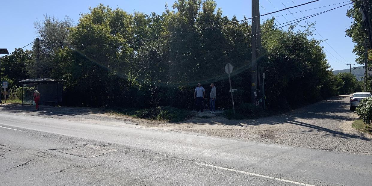 Megépülhet az útőrházi gyalogátkelőhely