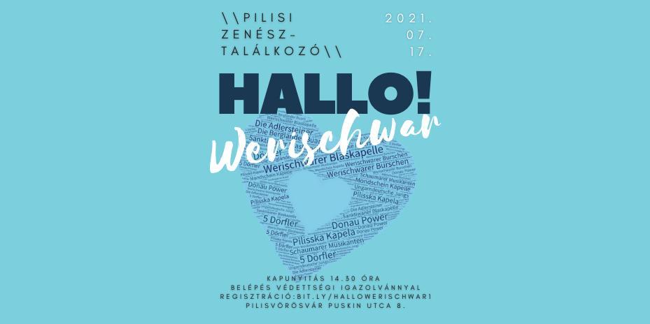 Hallo Werischwar! - fúvóstalálkozót szerveznek július 17-re