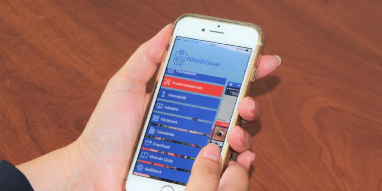 Népszerű az applikációs bejelentés