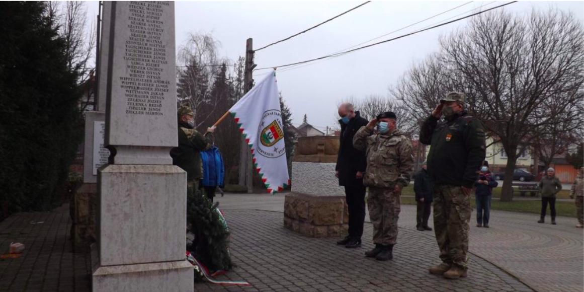 XXI. Doni Hősök Emléktúrák Pest-megyében, záró menet