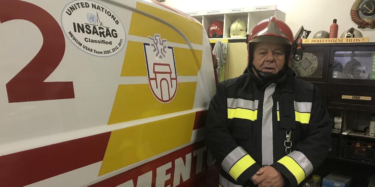 Pilisvörösvári tűzoltóparancsnok: vigyázzunk magunkra, egymásra, az otthonunkra és a városunkra