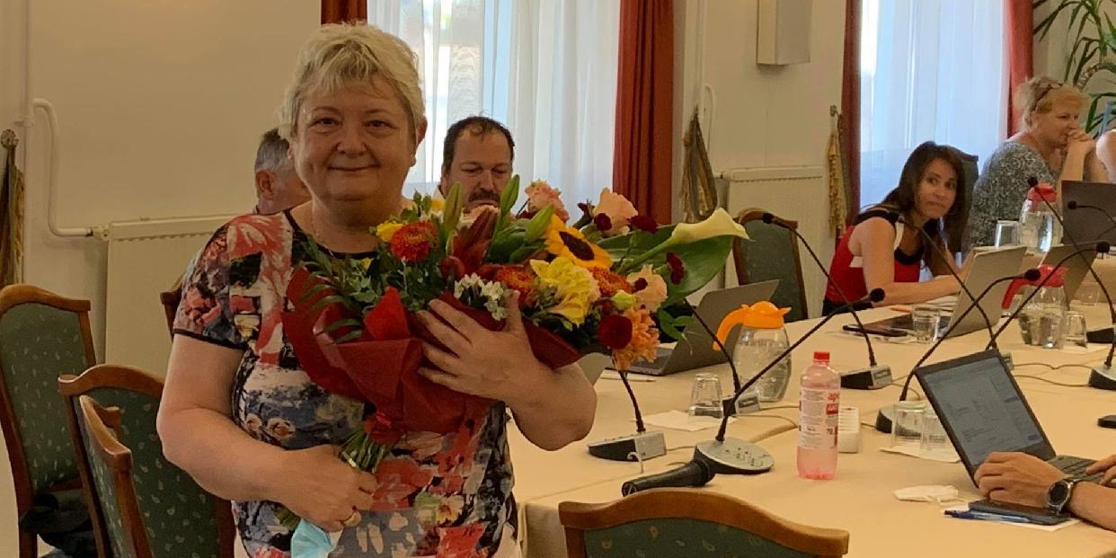Nyugdíjba vonul közjegyzőnk, dr. Stagel Judit