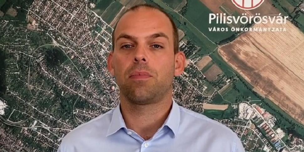 Videóban beszélt Fetter Ádám a Helyi Építési Szabályzatot érintő lépésekről